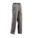 Vaude Men's Farley Stretch T-Zip Pants pebbles